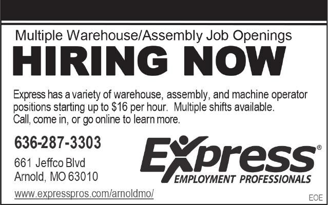 Express Employment Professionals Light Industrial