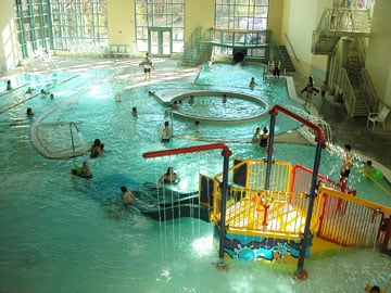Arnold closes indoor pool at rec center for precautionary