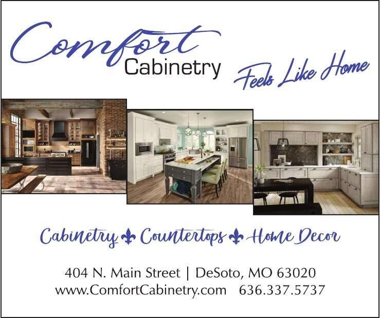 Comfort Cabinetry RE July 2021