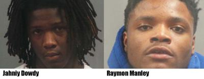 castle heights theft suspects