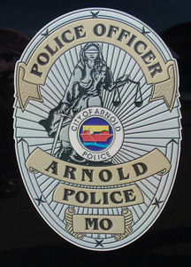 arnold police badge