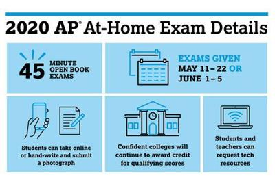 College Board Offers Online AP Courses and Exams During Coronavirus