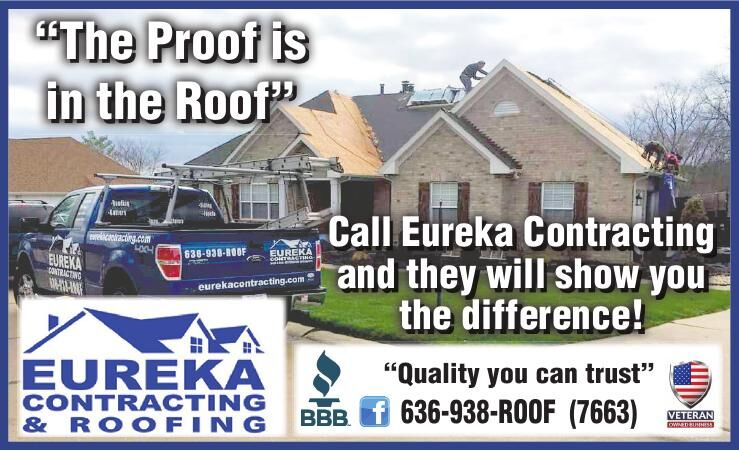 Eureka Contracting RE July 2021