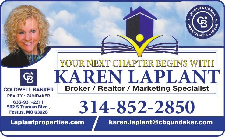 Karen LaPlant Coldwell Banker RE July 2021