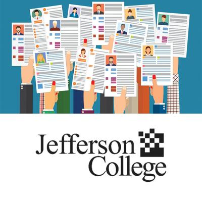 Jefferson College resume