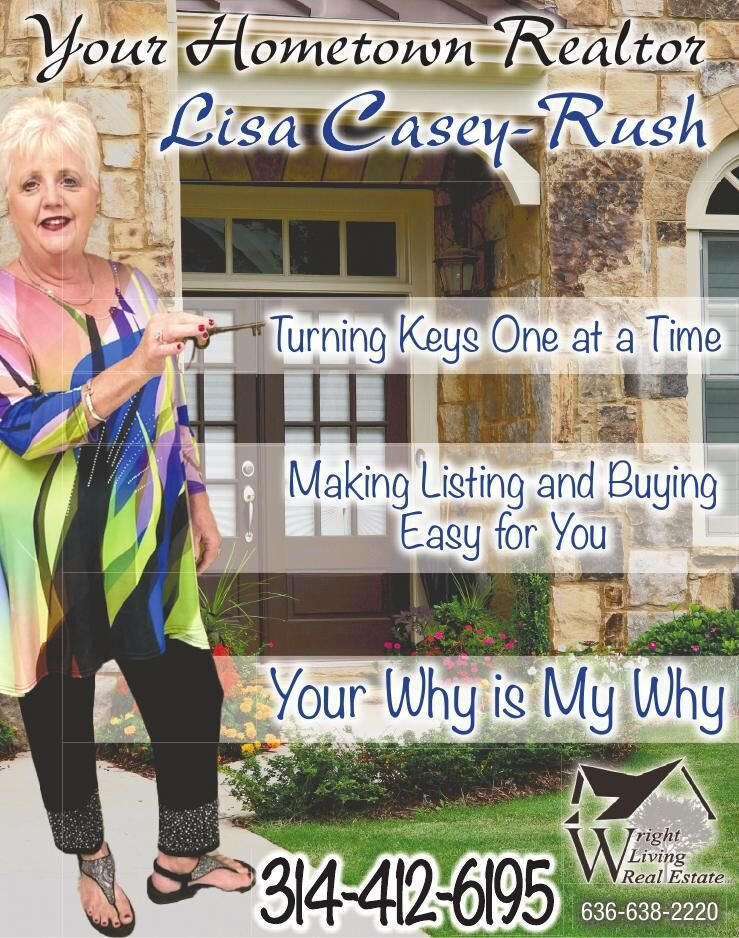 The Wright Team Lisa Casey-Rush RE July 2021