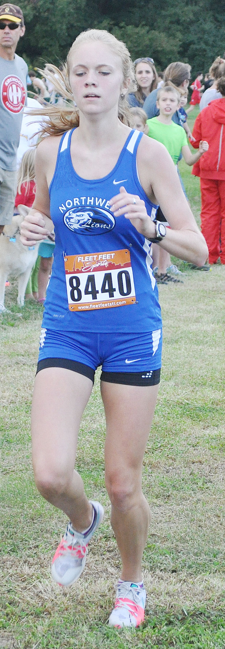 Suburban West Conference cross country outlook: Fox, Northwest and Seckman Image