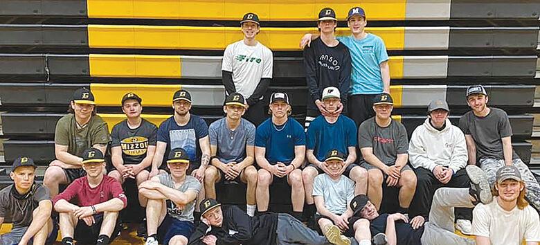 Grandview baseball team