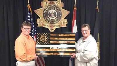Karen Medley, left, and Kathy Medley.