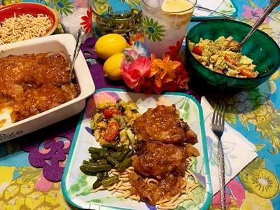Luau Chicken