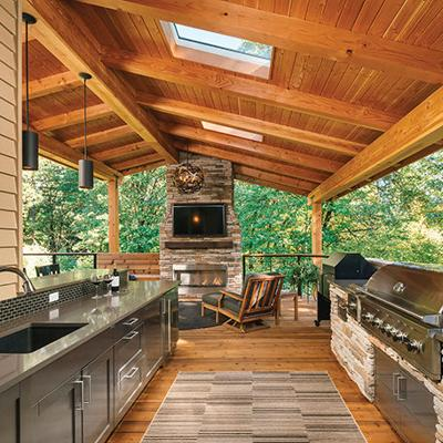 Upgrade Your Outdoor Living Space