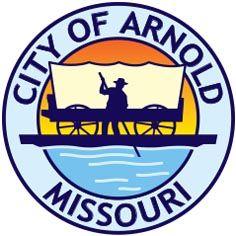 city of arnold logo, 2015