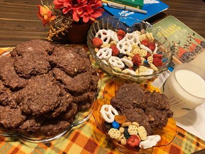 Healthy Munchies, Chocolate Crunchers