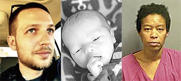 Crystal City couple charged in newborn baby's death   Police