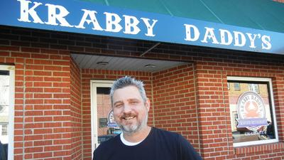 Mike Perez, owner of Krabby Daddy's