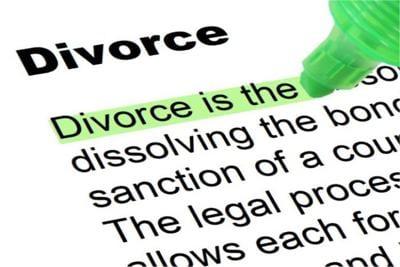 divorce definition