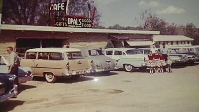 Full parking lot circa 1962.jpg