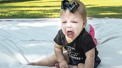 Baby crawler, Sneak Peek, Sept. 12
