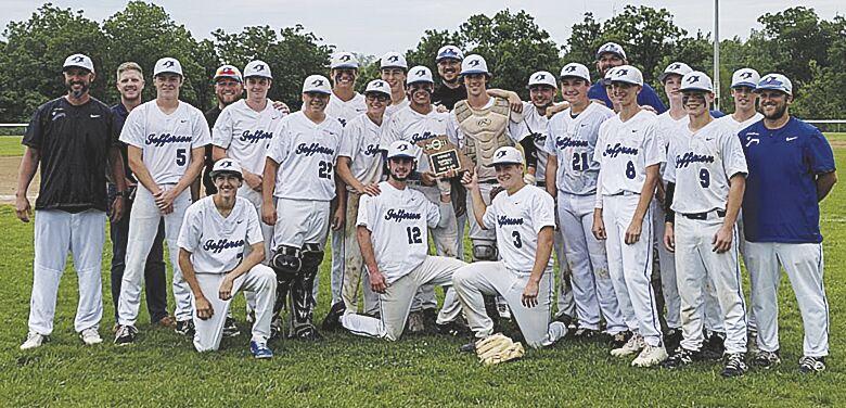Jefferson baseball