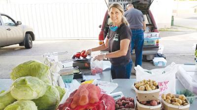De Soto Farmers market