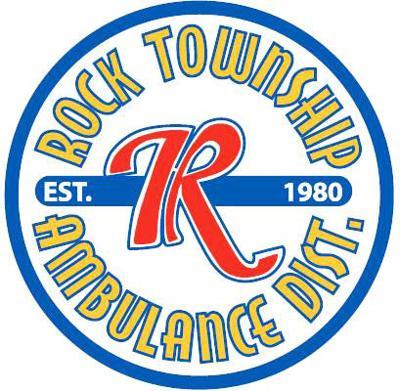 rock township ambulance district logo