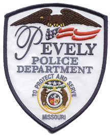 Pevely Police patch