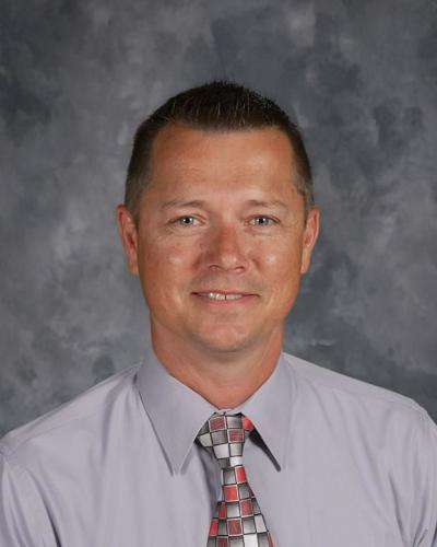 Crystal City Superintendent Steven Barnes
