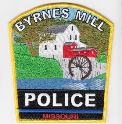 Byrnes Mill Police badge