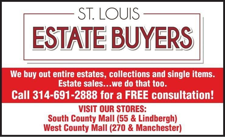 St. Louis Estate Buyers RE July 2021