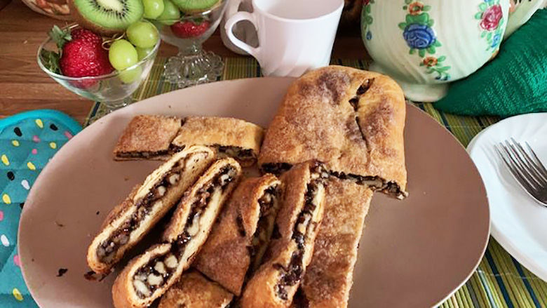 Nutty Pastry Delight