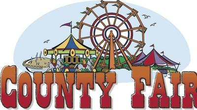 county fair graphic