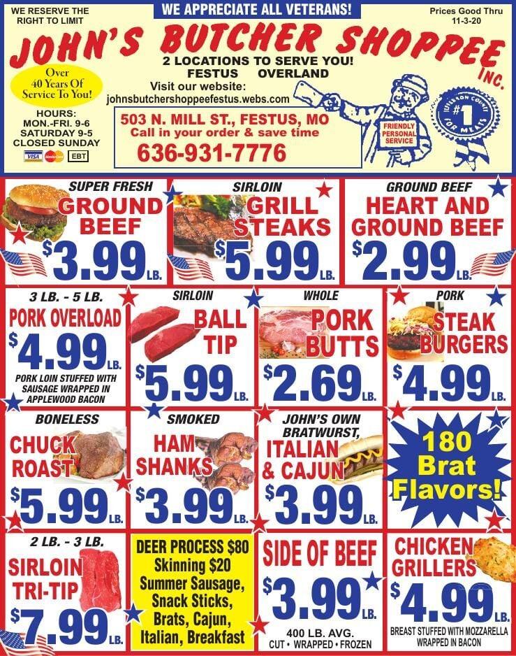 John's Butcher Shoppe 3