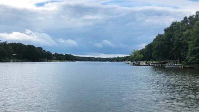 Lake Tishomingo