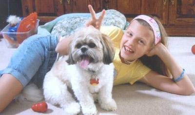 Pet Spot Max Serves As A Therapy Dog