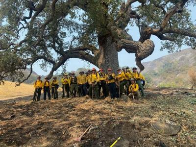 Four LFR firefighters deployed to assist in California wildfires