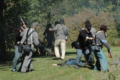 Annual Civil War Living History and Harvest Fest