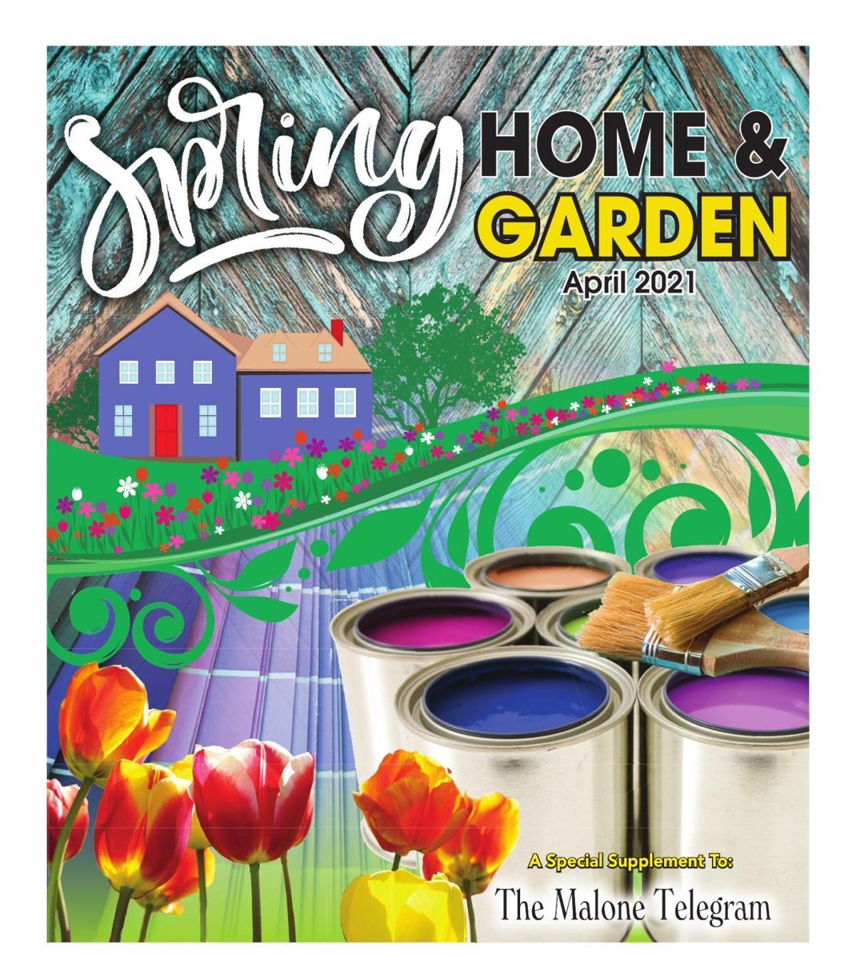 2021 Spring Home & Garden