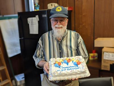 Telegram editor retires Conzola reflects on long career as a journalist