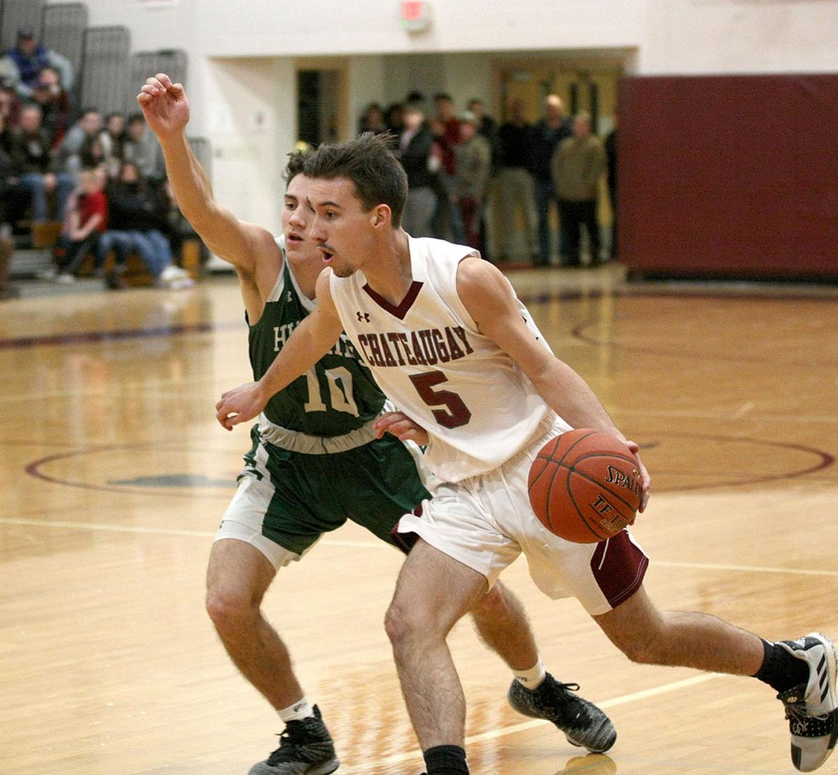 Chateaugay senior McDonald named Class D Player of the Year