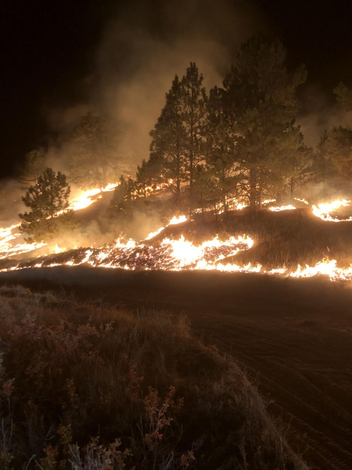 New York crews go West each year to help fight wildfires