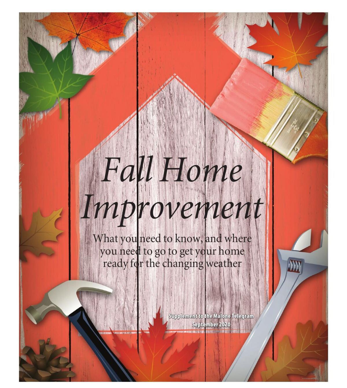 MT Fall Home Improvement 2020