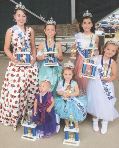Miss Franklin County Fair Pageant set for Aug. 11