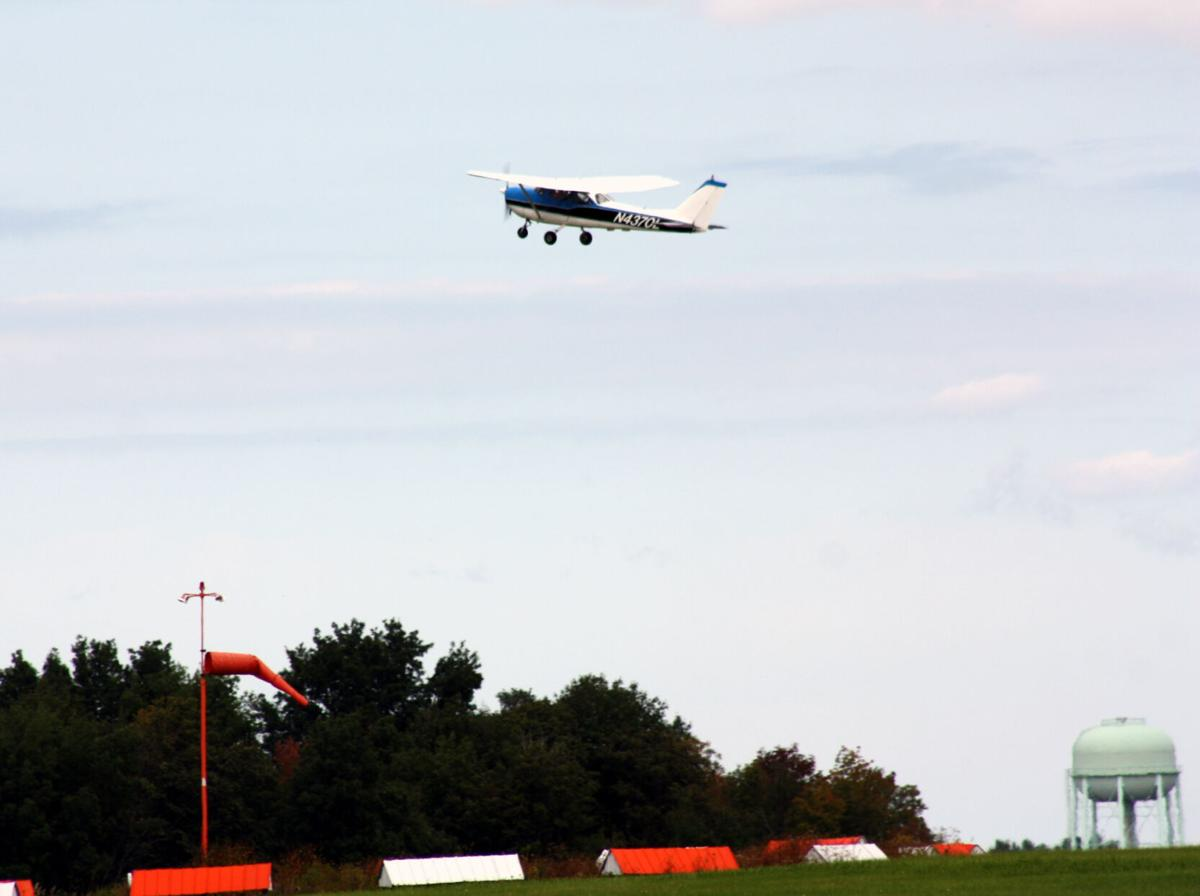 Excitement soars at Fly-in fest