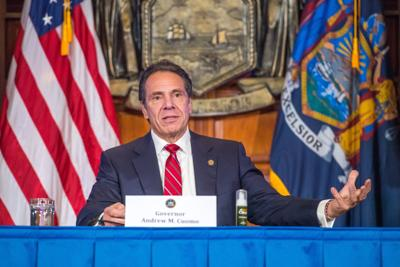 Cuomo won't accept pay raise