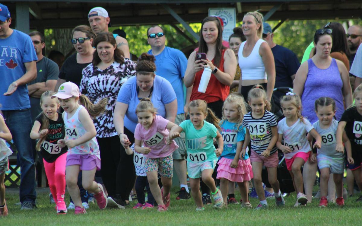 Annual Malone Fun Run reaches its halfway point