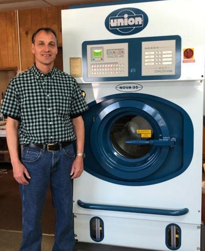 On-site dry cleaning returns to Malone area