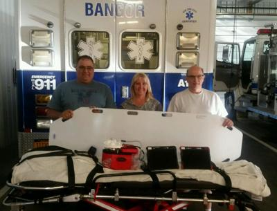 2021 Bangor Fire and EMS letter campaign