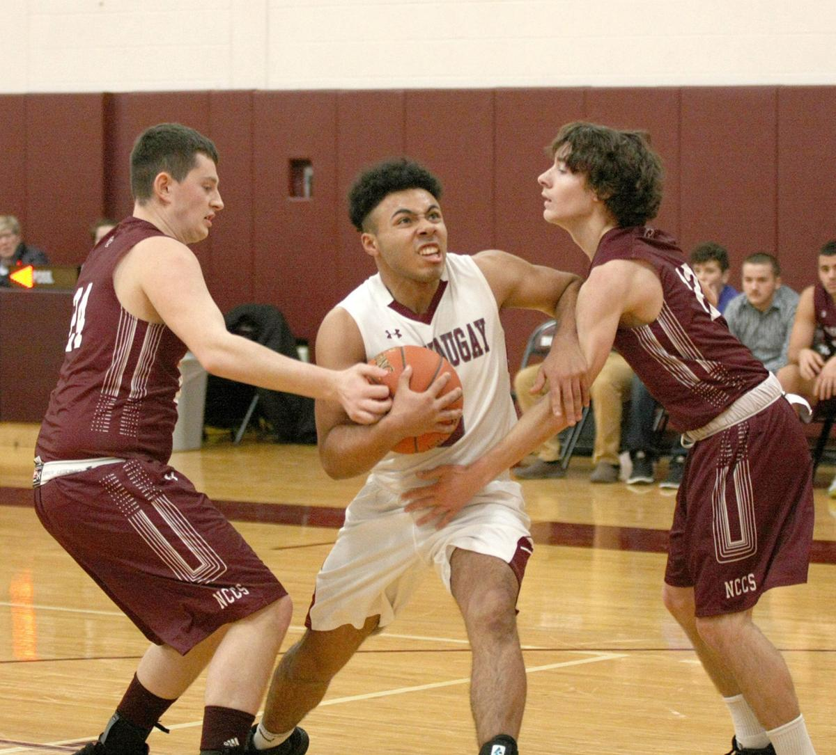 Chateaugay boys grind out win, stay undefeated