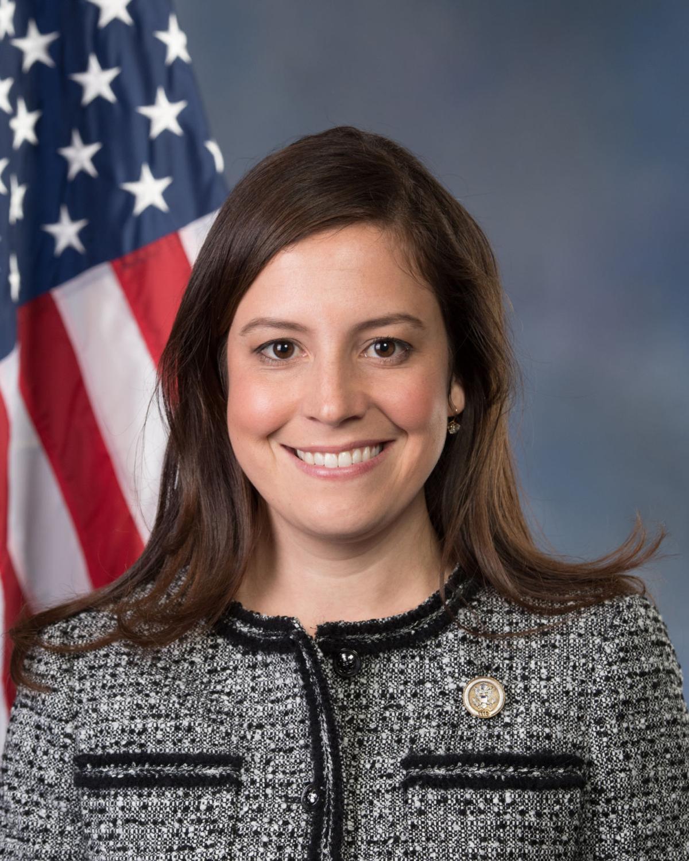Stefanik ranked highly for bipartisan efforts