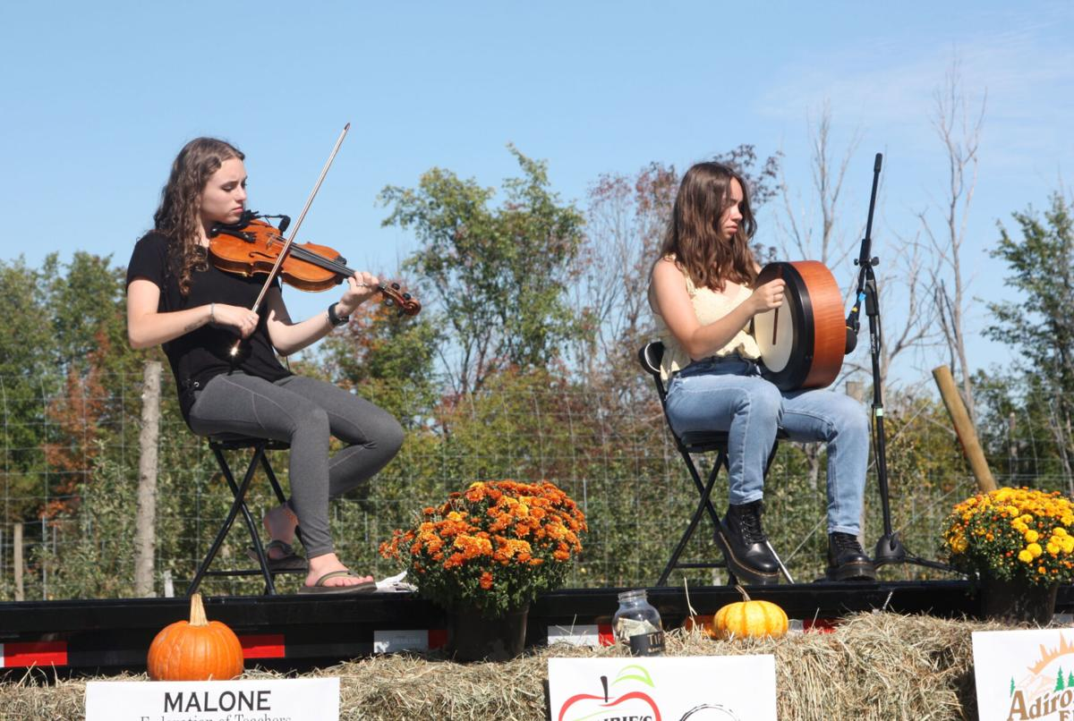 Festival welcomes fall's arrival